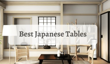 Best Japanese Tables in [year] 1