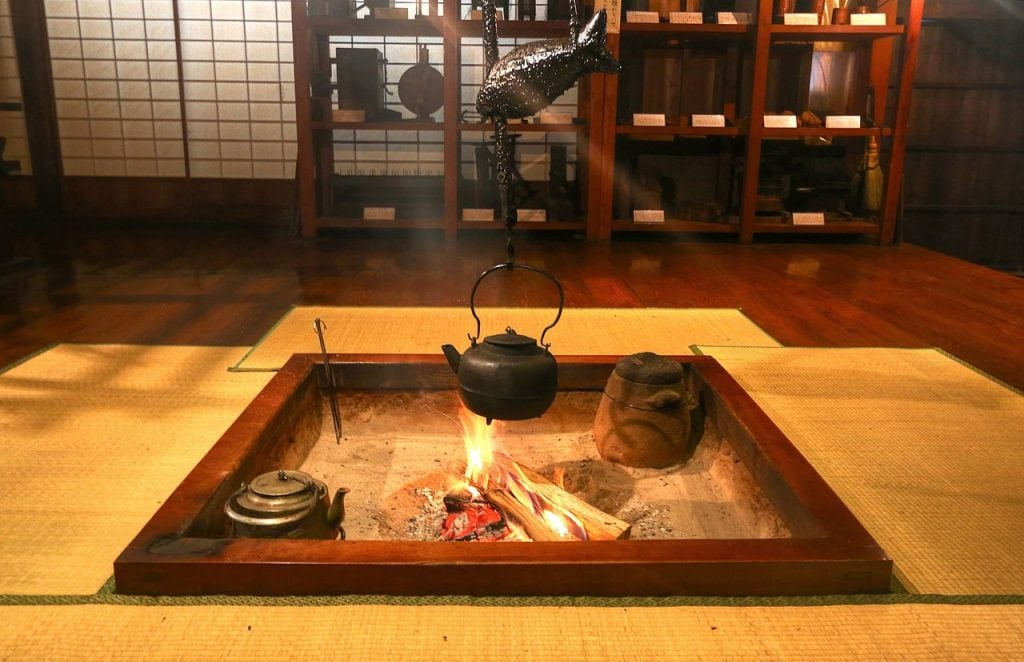 What are the Safety Precautions When Using a Kotatsu? 2