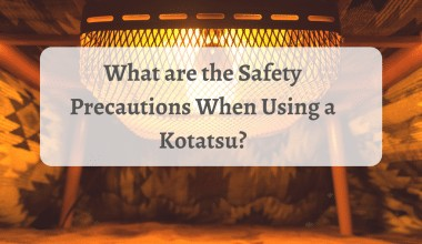 What are the safety precautions when using a Kotatsu