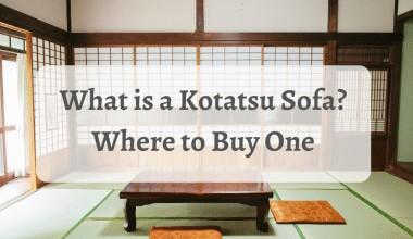 What is a kotatsu Sofa