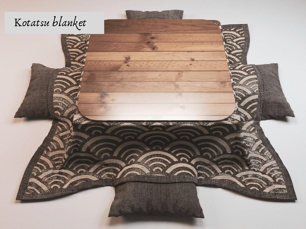kotatsu blanket