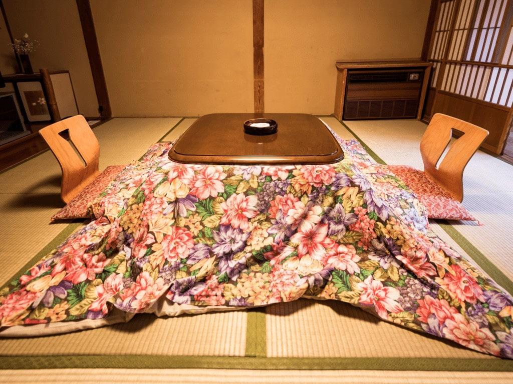 What are Kotatsu and Chabudai? 2