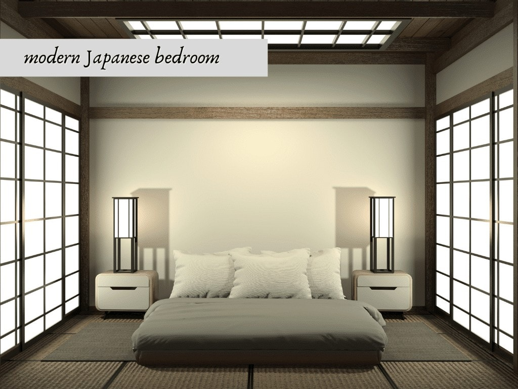 How to Create a Japanese Minimalist Bedroom in 2021 3