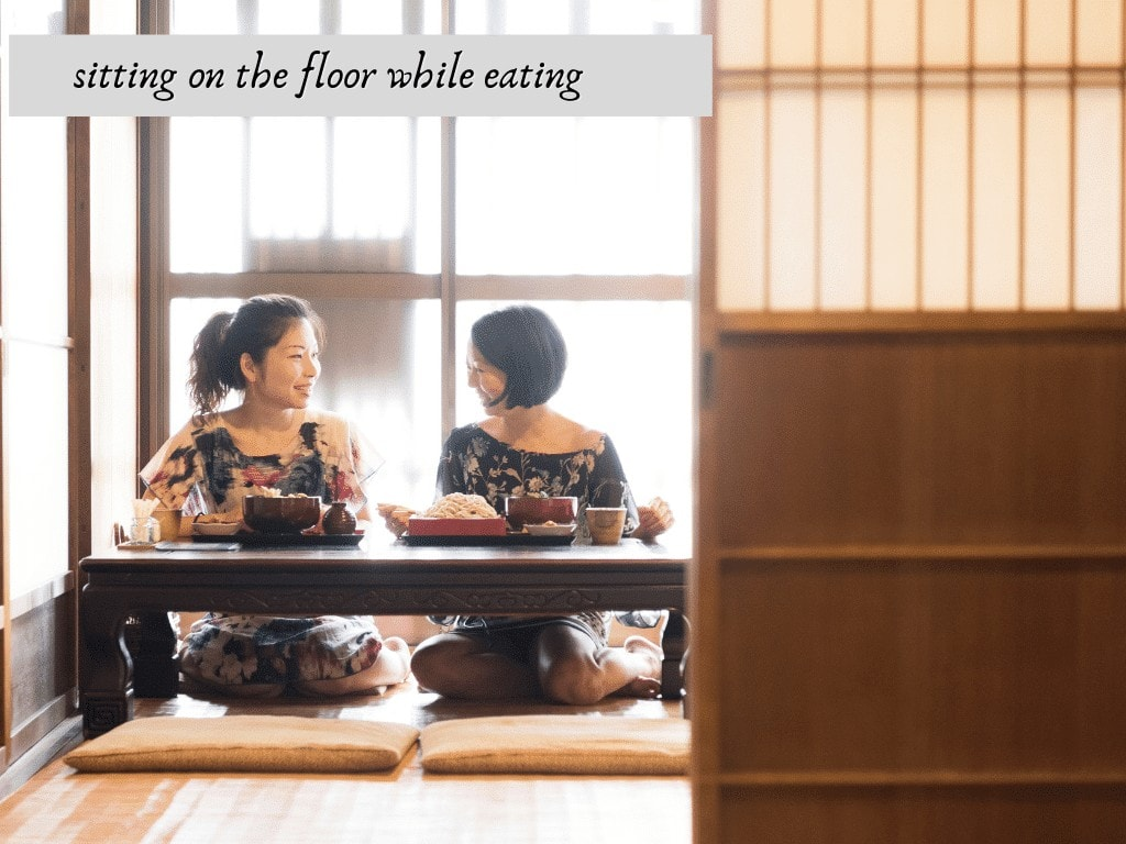 What's the Floor Culture They Have in Japan? 2