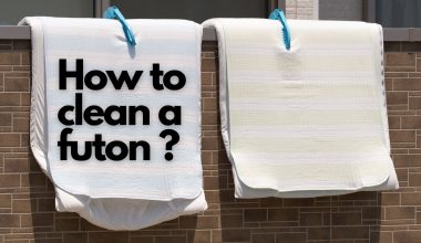 How to Clean a Futon? 2