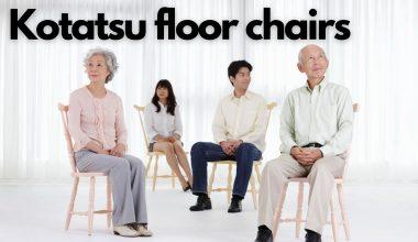 Kotatsu Floor Chairs – Complete Guide 2