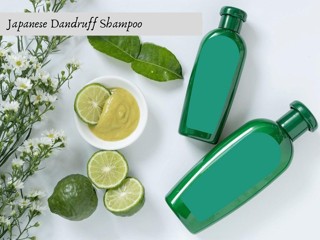 japanese dandruff shampoo